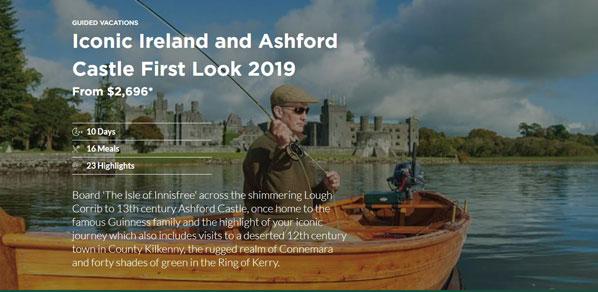 Iconic Ireland & Ashford Castle
